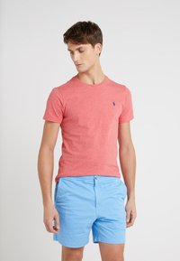 Polo Ralph Lauren - T-shirt basic - highland rose heather - 0