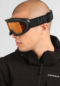 Uvex - COMANCHE - Ski goggles - black - 0
