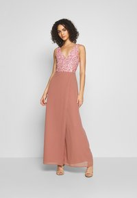 Lace & Beads - CADENCE WRAP MIX - Occasion wear - pink - 1