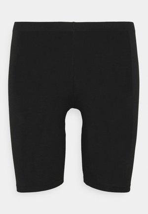 PLUS SHORT - Pyjama bottoms - black