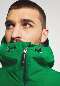 State of Elevenate - MENS BACKSIDE JACKET - Giacca da sci - green - 4