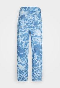 Jaded London - SWIMMING POOL SKATE - Jeans baggy - blue - 1