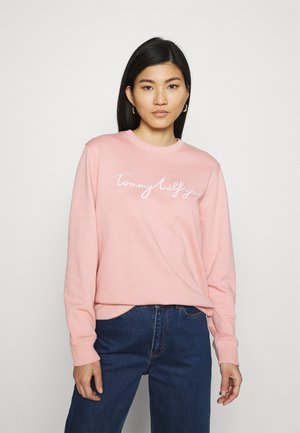 REGULAR GRAPHIC - Sweater - soothing pink