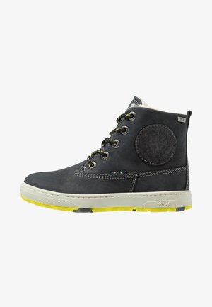 DOUG-TEX - Lace-up ankle boots - black