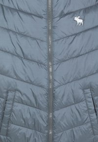Abercrombie & Fitch - COZY PUFFER - Winter jacket - blue - 4
