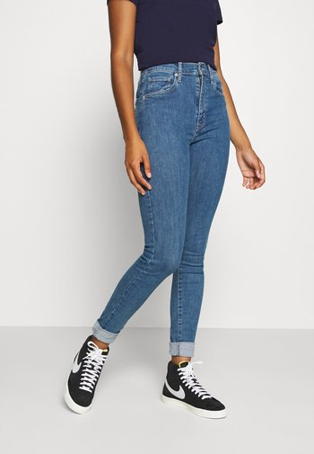 MILE HIGH SUPER - Jeans Skinny Fit - galaxy stoned