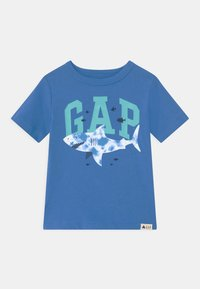 GAP - TODDLER BOY LOGO GRAPHIC - Print T-shirt - aerospace - 0