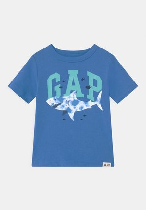 TODDLER BOY LOGO GRAPHIC - T-shirt print - aerospace