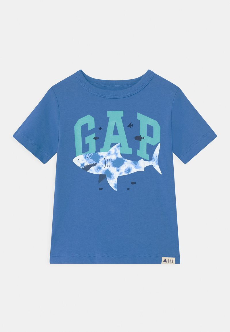 GAP - TODDLER BOY LOGO GRAPHIC - Print T-shirt - aerospace