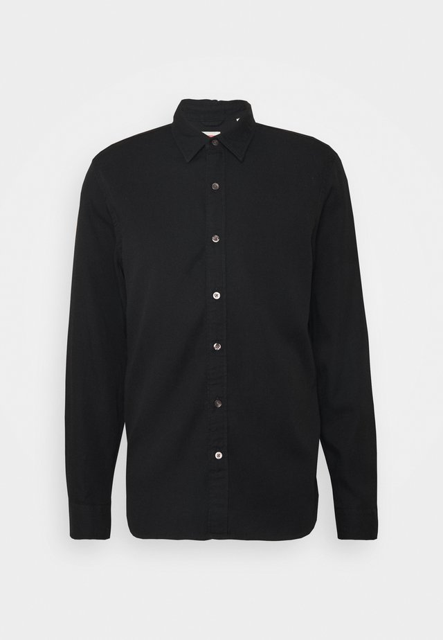 LS PACIFIC NO PKT SHIRT - Skjorta - black tencel den