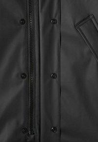 Name it - Regnjakke / vandafvisende jakker - black - 2
