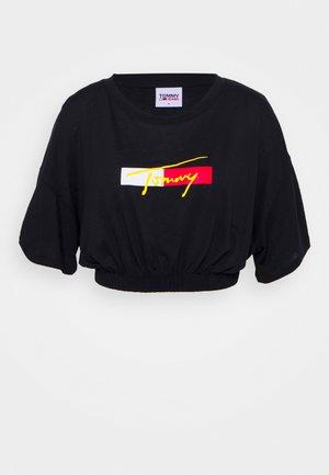 CROPPED - Camiseta de pijama - desert sky