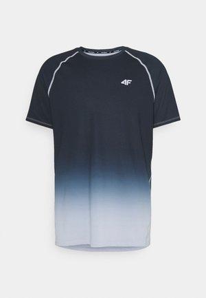 Men's training T-shirt - Print T-shirt - black
