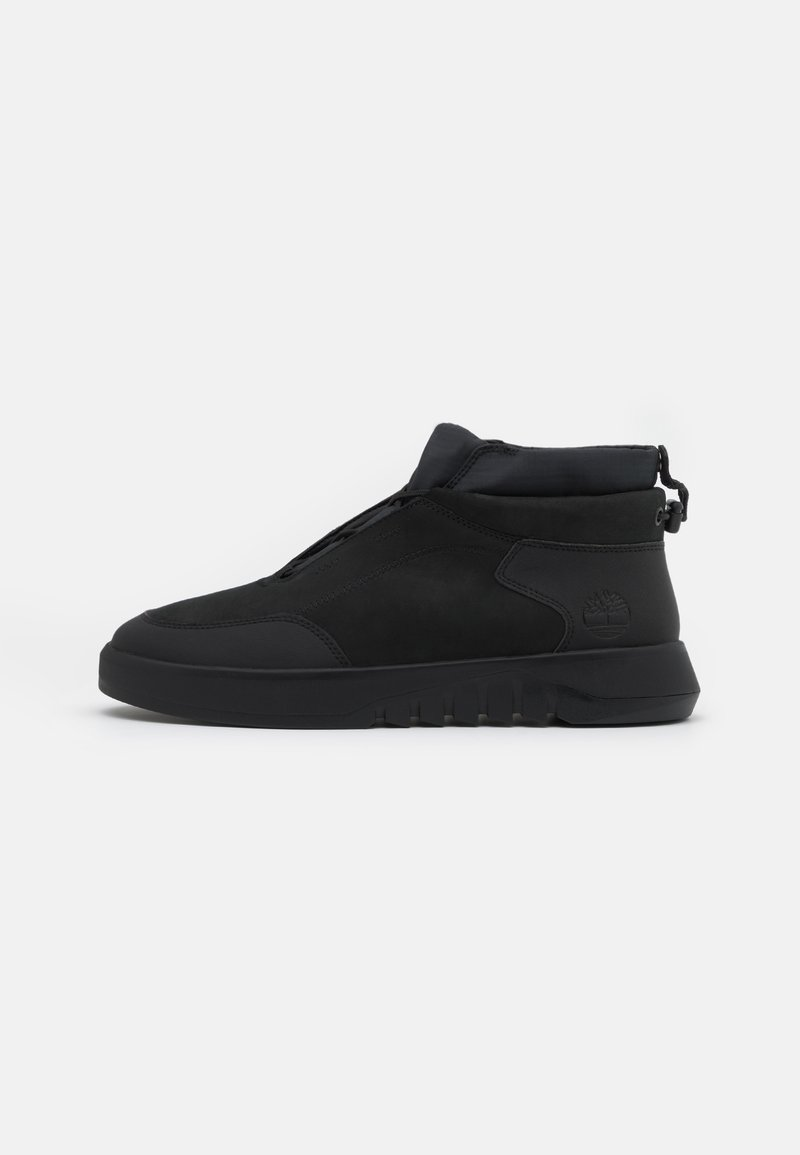 Timberland - SUPAWAY CHUKKA - Lace-up ankle boots - black