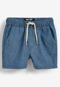 Next - 3 PACK - Shorts - blue - 2