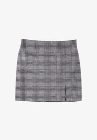 Stradivarius - Spódnica mini - grey - 4