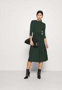 Ted Baker - FRANEYY - Korte jurk - green - 1