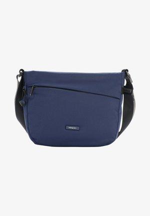 Sac bandoulière - halo blue