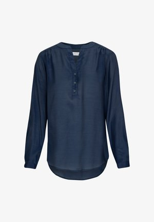 REGULAR FIT - Blouse - blau