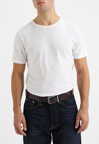Calvin Klein - CASUAL BELT - Belt business - brown - 1