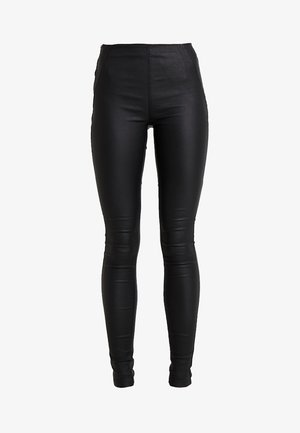 OBJBELLE  - Leggings - Trousers - black