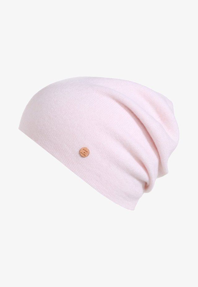 BEANIE - Muts - light pink