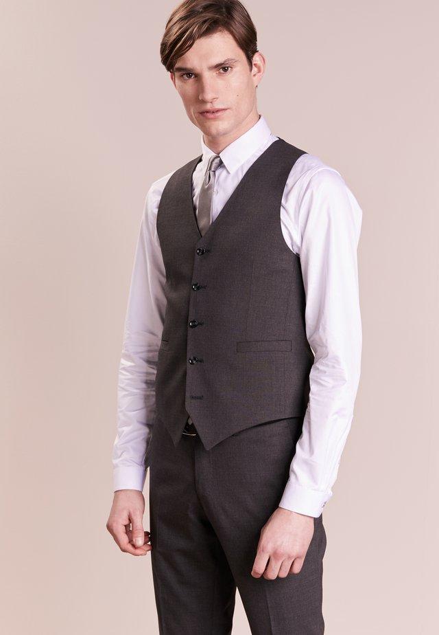 LITT - Gilet de costume - grey