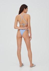 PULL&BEAR - Bikini top - royal blue - 2