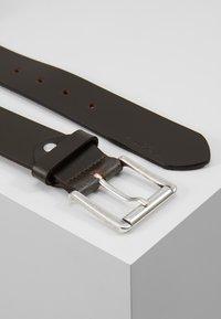 TOM TAILOR - Belt - dark brown - 2