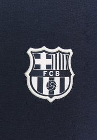 Nike Performance - FC BARCELONA TRAVEL PANT - Club wear - obsidian/soar/pale ivory - 4