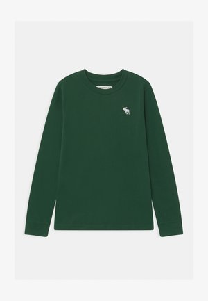 BASIC - Long sleeved top - green
