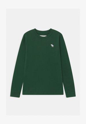 BASIC - Camiseta de manga larga - green