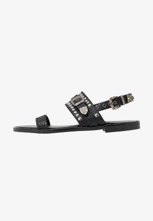 AXE - Sandals - black