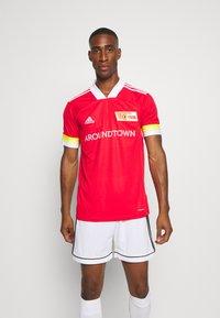 adidas Performance - Klubbkläder - vivid red - 0