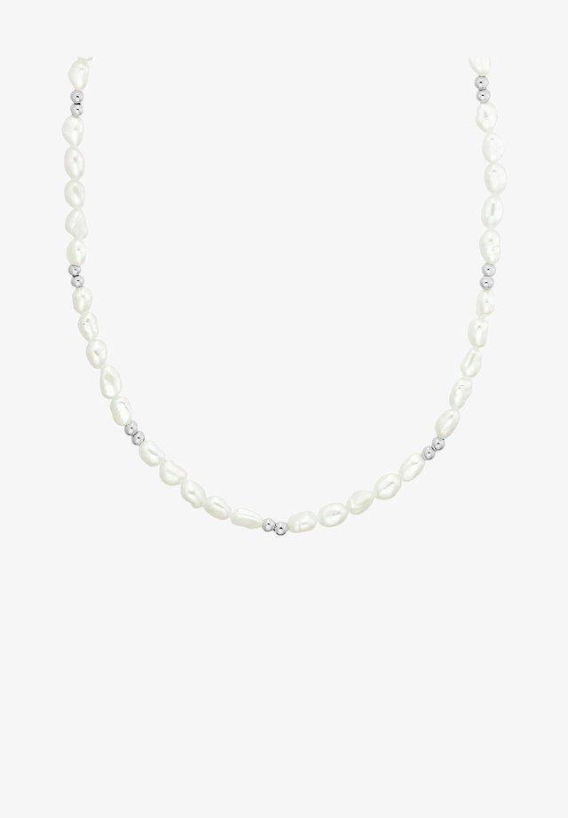 KETTE - Halsband - silber