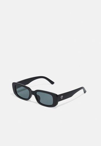 NICOLE UNISEX - Sunglasses - black