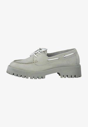 Sleehakken - soft grey