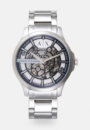 HAMPTON - Horloge - silver-coloured