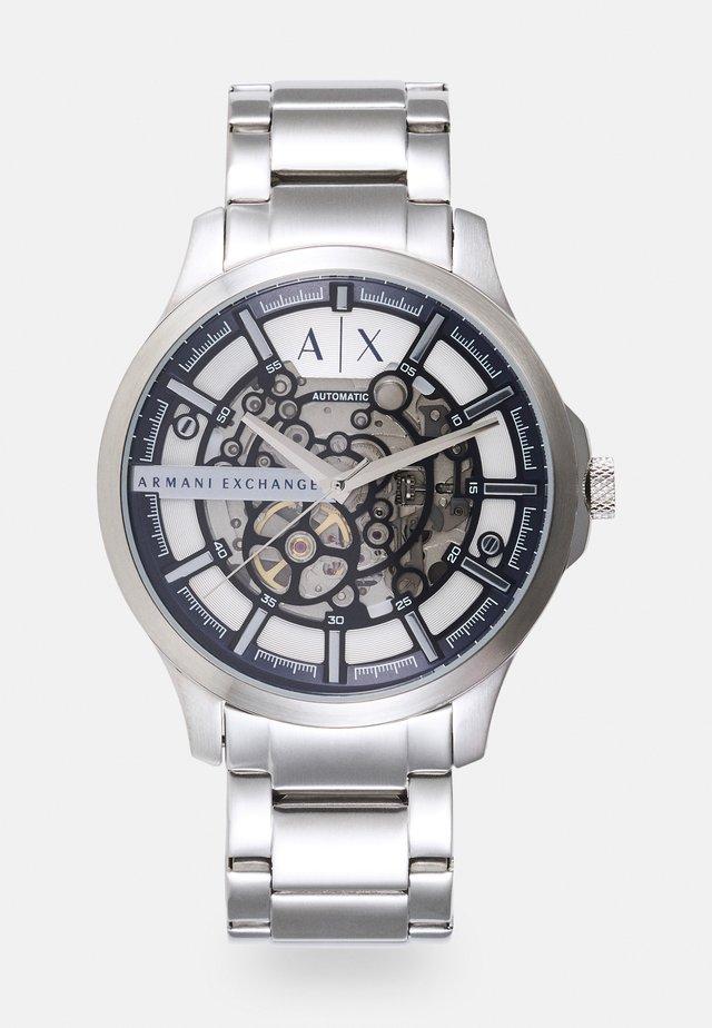 HAMPTON - Reloj - silver-coloured
