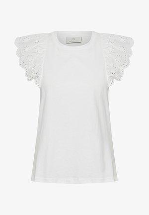 KALELIA - T-shirts print - chalk