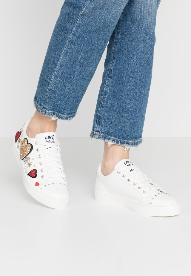 ELIXIR - Sneakers basse - white