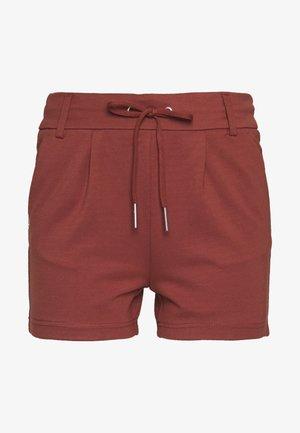 ONLPOPTRASH EASY PETIT - Shorts - henna