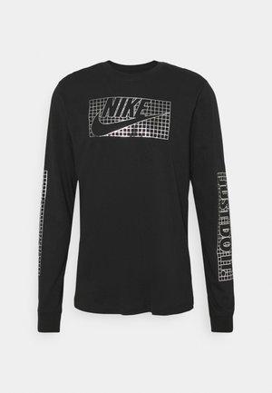 TEE FUTURA - T-shirt imprimé - black