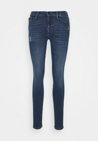 7 for all mankind - Jeans Skinny Fit - puirsuit - 0