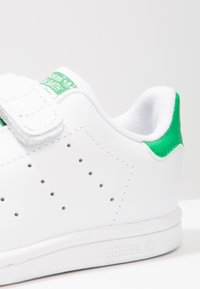 adidas Originals - STAN SMITH CF I - Babyschoenen - white/green - 5