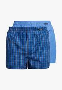 Schiesser - 2 PACK - Boxer shorts - royal - 3