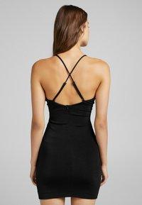 Bershka - Vestito elegante - black - 2