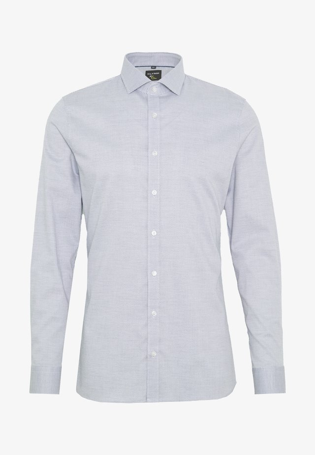 SUPER SLIM - Zakelijk overhemd - marine