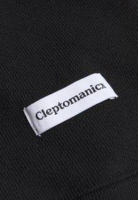 Cleptomanicx - FLAMER - Bluza - black - 2