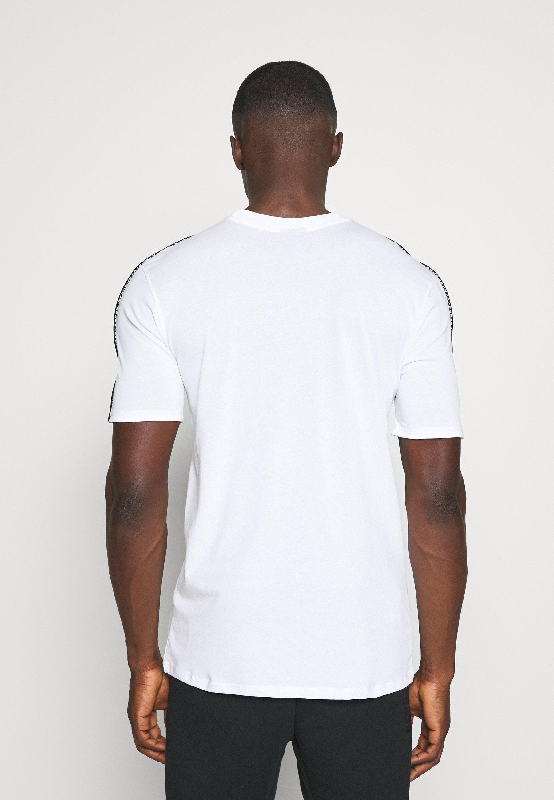 Nike Sportswear REPEAT - T-shirts - white